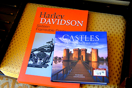 ブリテンとアイルランドの城